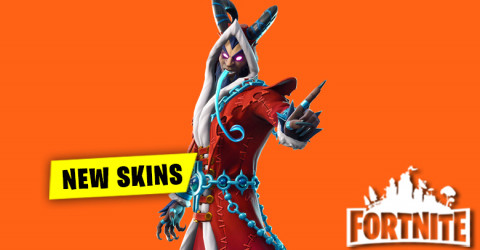The New Krampus Gear Skin