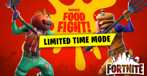 The Food Fight and Ground Game Modes
