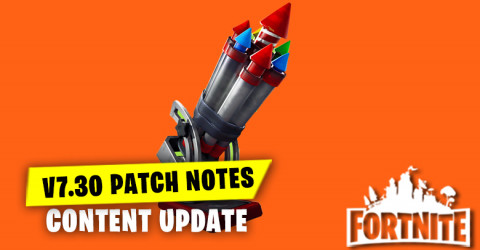 v7.30 Content Update