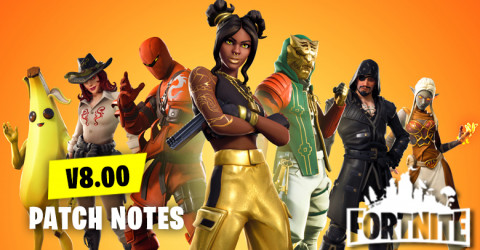 v8.00 Patch Notes
