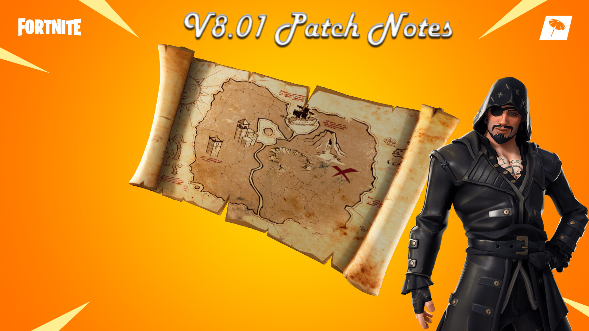 v8.01 Patch Notes - Fortnite - zilliongamer