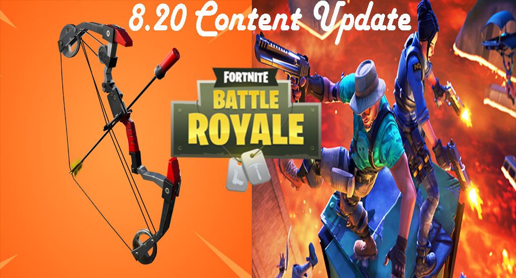 8.20 Patch Notes Update | Fortnite - zilliongamer