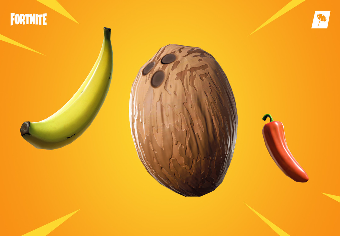 New Foraged Items | Fortnite - zilliongamer