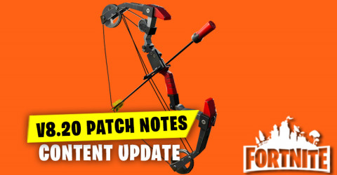 8.20 Patch Notes Update