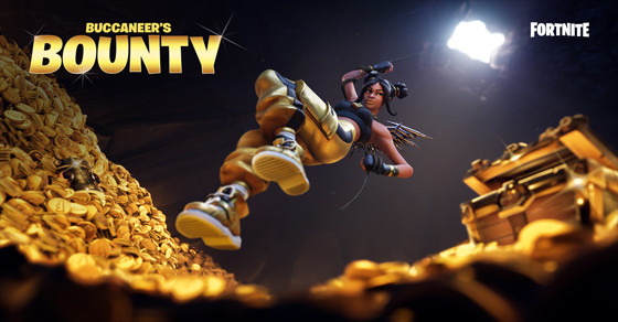 Buccaneer's Bounty Event | Fortnite - zilliongamer