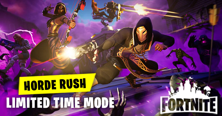 Horde Rush Limited Time Mode