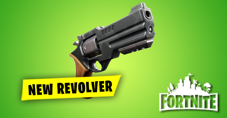 New Revolver | Fortnite - zilliongamer