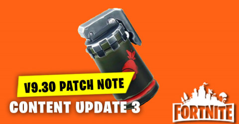 v9.30 Patch Notes Update 3