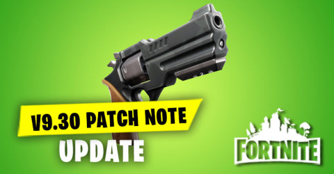 v9.30 Patch Notes Update