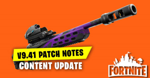 v9.41 Patch Notes Content Update