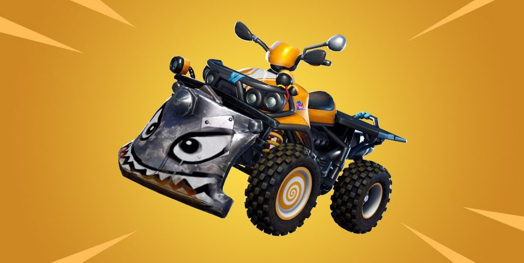 Quadcrasher Vehicle | Fortnite - zilliongamer