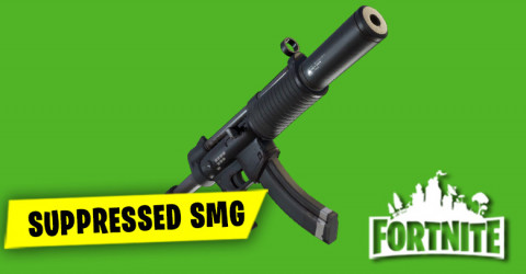 Suppressed SMG