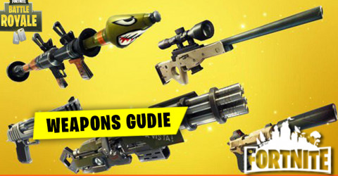 Weapons Guide