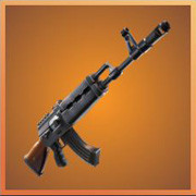 Legendary AK47 Heavy Assault Rifle | Fortnite - zilliongamer