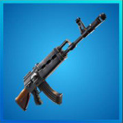 Rare AK 47 Heavy Assault Rifle | Fortnite - zilliongamer