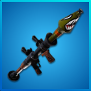 Rare Rocket Launcher | Fortnite - zilliongamer