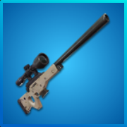 Rare Bold Action Sniper Rifle | Fortnite - zilliongamer