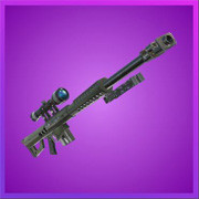 Epic Heavy Sniper Rifle | Fortnite - zilliongamer
