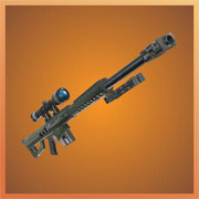Legendary Heavy Sniper Rifle | Fortnite - zilliongamer