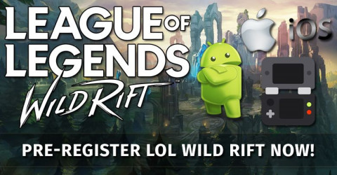 How to Pre Register for a chance of LoL Wild Rift Beta
