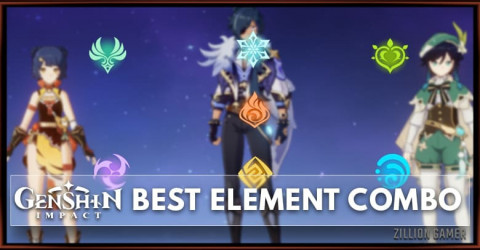 Best Element Combo List