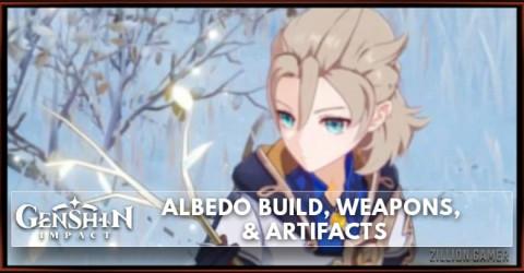 Albedo Build, Weapons, & Artifacts