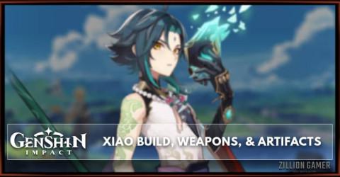 Xiao Build, Weapons, & Artifacts