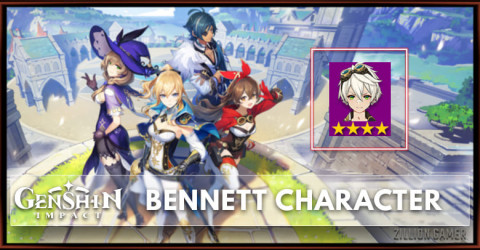 Bennett Tier, Talents, & Ascension