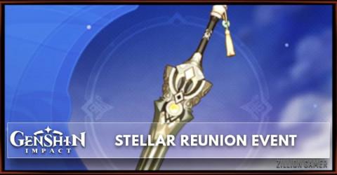 Genshin Impact Stellar Reunion Event