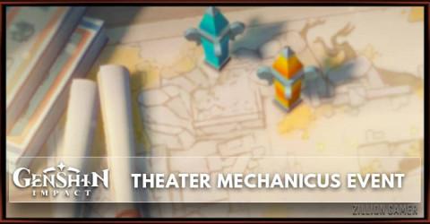 Genshin Impact Theater Mechanicus Event