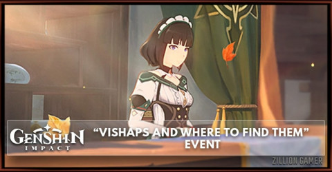 Genshin Impact Vishaps and Where to Find Them Event