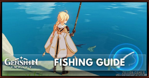 Genshin Impact Fishing Guide, Locations, Spots, Bait, and Respawn Time