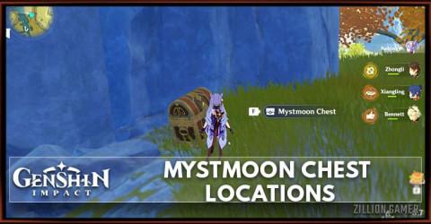 Genshin Impact Mystmoon Chest Map Location
