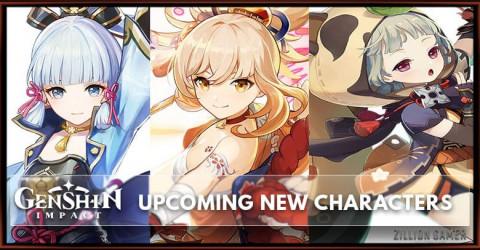 Upcoming Character Genshin Impact 1.7