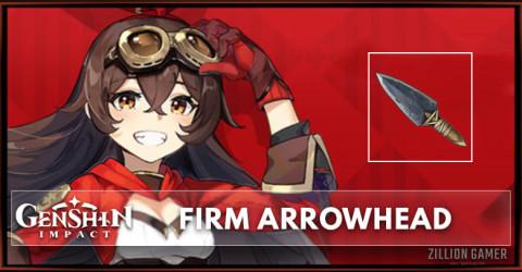Firm Arrowhead