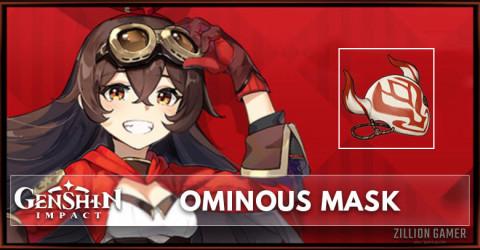 Ominous Mask