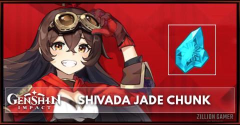 Shivada Jade Chunk
