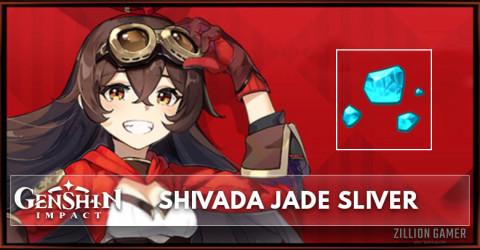 Shivada Jade Sliver