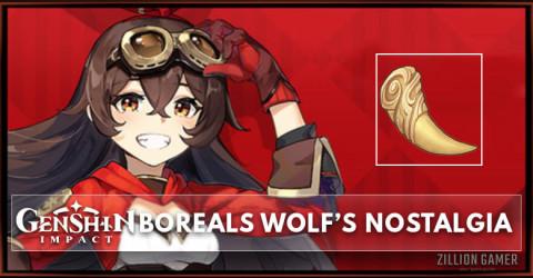 Boreal Wolf's Nostalgia