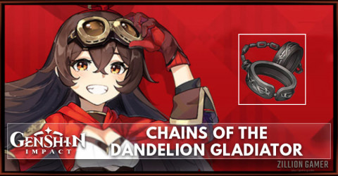 Chains of the Dandelion Gladiator