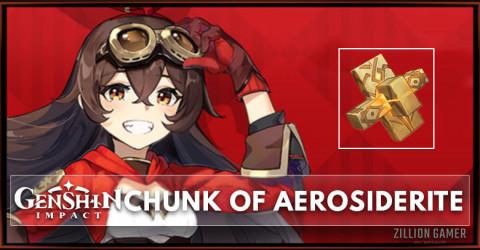 Chunk of Aerosiderite