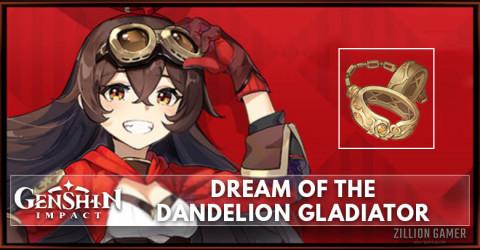 Dream of the Dandelion Gladiator