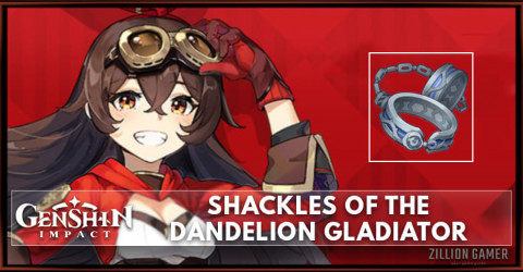 Schackles of the Dandelion Gladiator