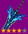 Snow Tombed Starsilver Genshin Impact Claymore Weapons - zilliongamer
