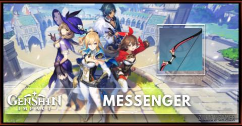 Messenger Bow Stats, Passive Ranks, & Ascension