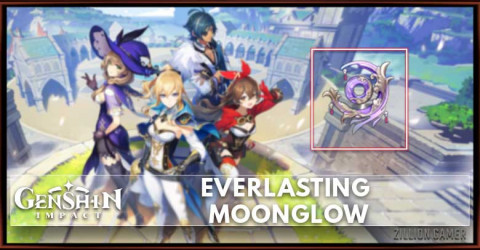 Everlasting Moonglow Stats, Passive Ranks, & Ascension