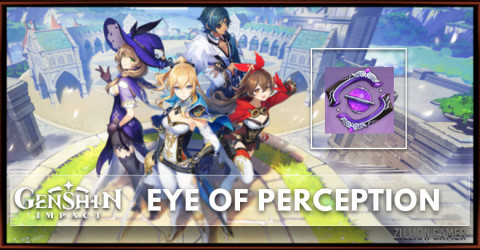 Eye of Perception Stats, Passive Ranks, & Ascension