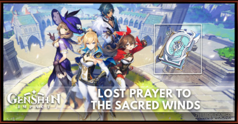 Lost Prayer to the Sacred Winds Stats, Passive Ranks, & Ascension