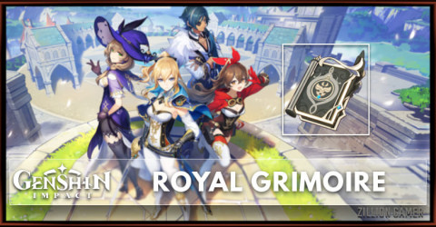 Royal Grimoire Stats, Passive Ranks, & Ascension