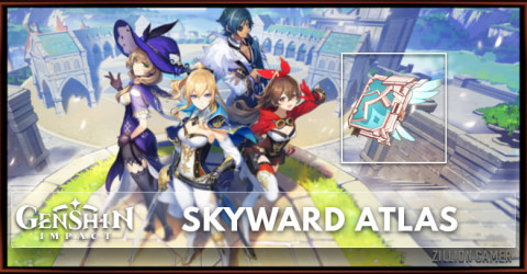 Skyward Atlas Stats, Passive Ranks, & Ascension
